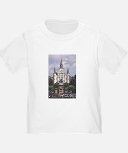 Cute New orleans christmas T