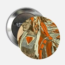 """Tribal Leader 2.25"""" Button"""