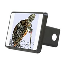 Our wise old friend the turtle Hitch Cover