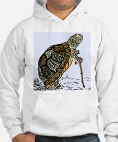 Our wise old friend the turtle Hoodie