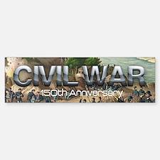 Abh Civil War (bumper) Bumper Bumper Bumper Sticker