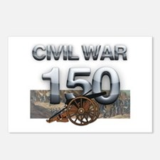 ABH Civil War Postcards (Package of 8)