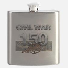 ABH Civil War Flask