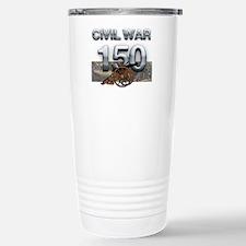 ABH Civil War Stainless Steel Travel Mug