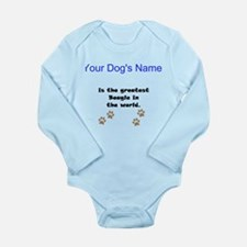 Greatest Beagle In The World Body Suit