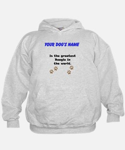 Greatest Beagle In The World Hoody