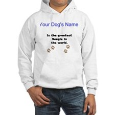 Greatest Beagle In The World Jumper Hoody