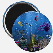 Underwater Love Magnet