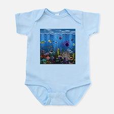 Underwater Love Infant Bodysuit
