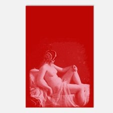 Vintage Risque Valentine Postcards (Package of 8)