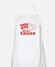 This Guy Loves Tacos Apron