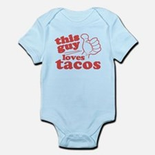 This Guy Loves Tacos Body Suit