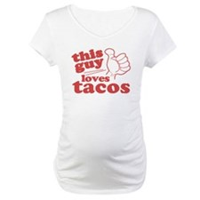 This Guy Loves Tacos Shirt