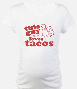 This Guy Loves Tacos Shirt