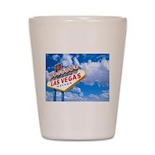 Vegas Shot Glass
