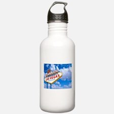 Vegas Water Bottle