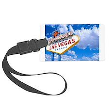 Vegas Luggage Tag