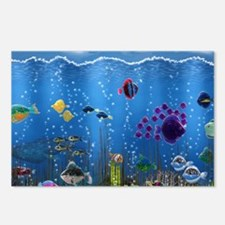 Underwater Love Postcards (Package of 8)