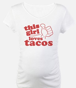 This Girl Loves Tacos Shirt