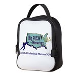 Big Push Neoprene Lunch Bag
