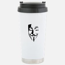 Guy Fawkes Travel Mug
