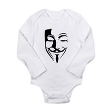 Guy Fawkes Body Suit