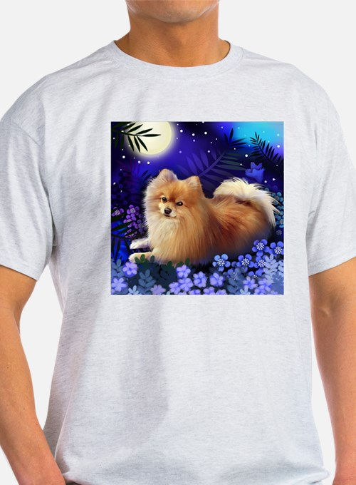 pomeranianmoon copy T-Shirt