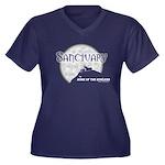Sanctuary Staff Plus Size T-Shirt