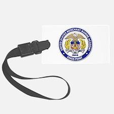Merchant Marine Academy Luggage Tag
