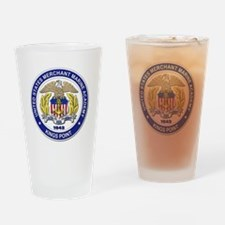 Merchant Marine Academy Drinking Glass