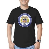 Usmma Fitted T-shirts (Dark)