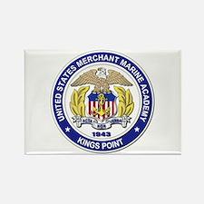 Merchant Marine Academy Rectangle Magnet