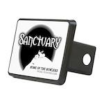 Sanctuary Staff Hitch Cover