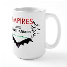 Vampires humanitarians Mug