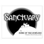 Sanctuary Staff Posters
