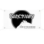 Sanctuary Staff Banner