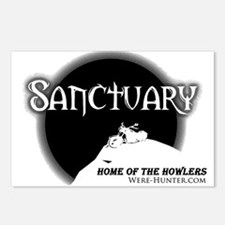 Sanctuary Staff Postcards (Package of 8)