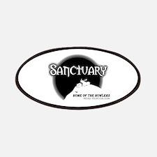 Sanctuary Staff Patches