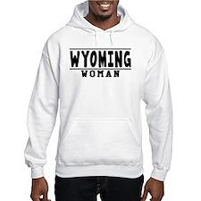 Wyoming Woman Designs Hoodie