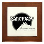Sanctuary Staff Framed Tile