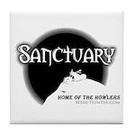 Sanctuary Staff Tile Coaster