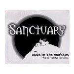 Sanctuary Staff Throw Blanket