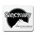 Sanctuary Staff Mousepad
