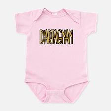 D'Artagnan Infant Bodysuit