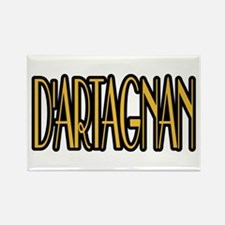 D'Artagnan Rectangle Magnet (10 pack)