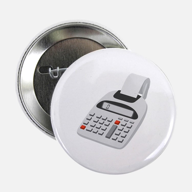 "Adding Machine Calculator 2.25"" Button"