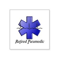 EMT/PARAMEDIC Sticker
