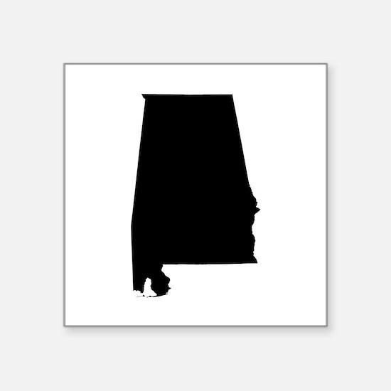 State of Alabama Sticker