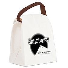 Sanctuary Staff Canvas Lunch Bag