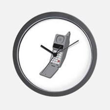 Vintage Cellphone Wall Clock